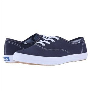 Keds navy blue white champion sneakers shoes